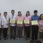 SDO LAS PIÑAS CONDUCTS DIVISION COLLOQUIUM OF APPLICATION PROJECT